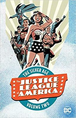 The Justice League of America: The Silver Age Vol. 2