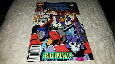 The Transformers #76 (Mar 1991, Marvel) VF...LOW PRINT RUN...SCARCE!!!