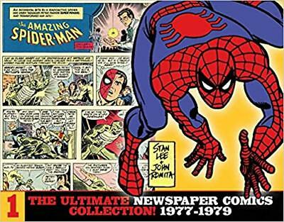 The Amazing Spider-Man: The Ultimate Newspaper Comics Collection Vol. 1