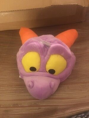 NEW Disney Parks FIGMENT Plush Adult Hat! Epcot Costume Dreamfinder