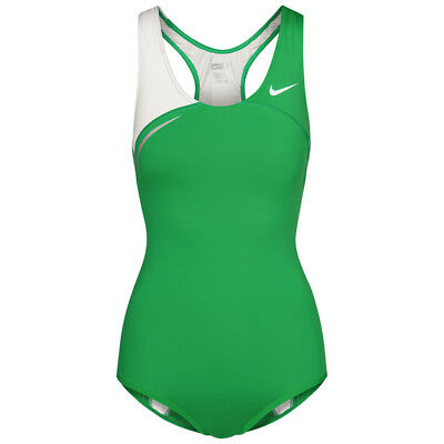 Nike Leotard Damen Leichathletik Gymnastik Fitness Training Einteiler 714458-333