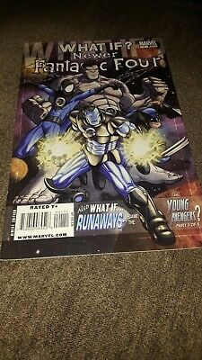 What If?  Fantastic Four #1 (Feb 2009, Marvel) NM-.THANOS INFINITY GAUNTLET