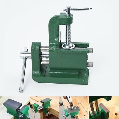 Multifunctional Woodworking Metal Table Vise Bench Vice Desktop DIY Fixture Tool