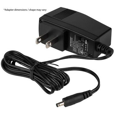 Factory Pull 7.5 VDC 1A Power Supply with 1.35 x 3.5mm Center Positive Plug