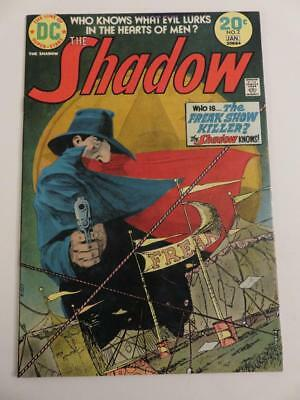 Shadow #2 Vf/nm Dc Michael Kaluta Cover And Art