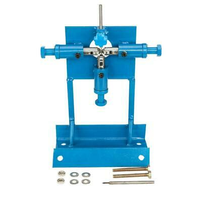 NEW Manual Wire Copper Stripper Stripping Machine Scrap Metal Recycle Tool Blue