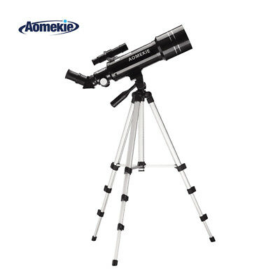 Telescope 400x70 Ultra Clear Astronomical Refractor with Tripod & Phone Adapter