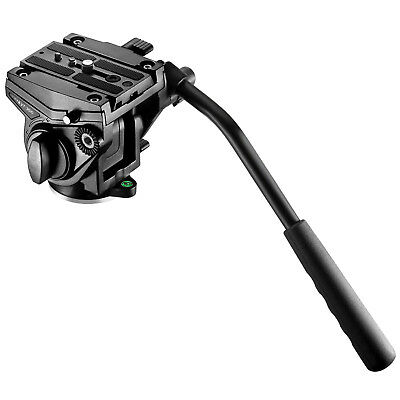 """Neewer Camera Fluid Drag Head for Monopod Tripods with 3/8"""" Screw Mount"""