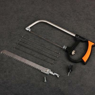 Multifunction Magic Hacksaw Hand Saw Wood Working Tools Set Kit 6 Sizes Model