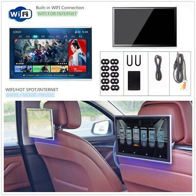 "11.6""1920*1080 HD Touch Screen Mirror Link FM Headrest Rear Seat Stereo Monitors"