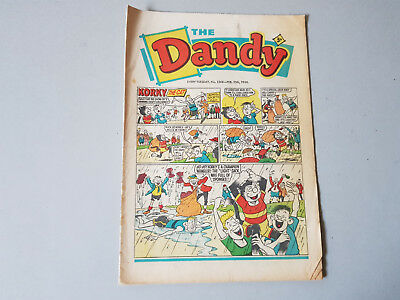 DANDY COMIC No. 1368 from 1968