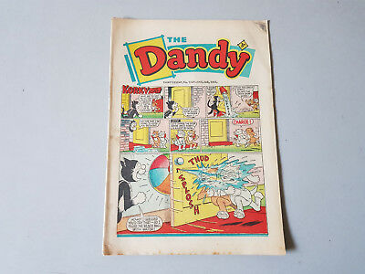 DANDY COMIC No. 1247 from 1965