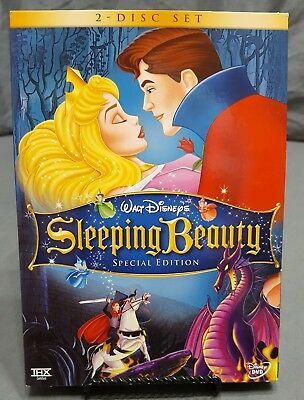 Sleeping Beauty (2-Disc Set, Special Edition) (DVD)