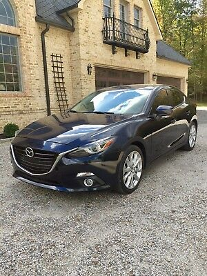 2016 Mazda Mazda3 S Grand Touring Grand Touring 6 speed manual R-title