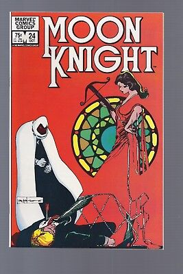 High Grade Moon Knight #24 WPC