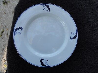 Dansk BAYBERRY BLUE Portugal 3 Salad Plates VERY GOOD CONDITION