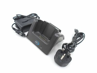 M3 Mobile MC-7500S Handheld Barcode Scanner PDA Docking Cradle and Adapter