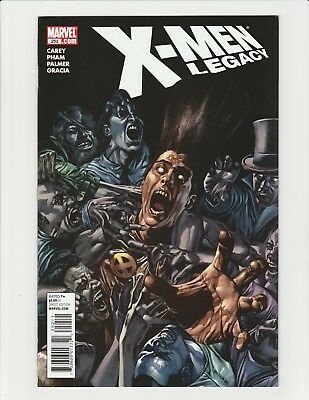 X-Men Legacy #252 (Marvel 2011) NM 1st Appearance of Endgame Donny Cates Thanos