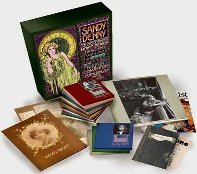 UMG 19-CD Box 532-86-5: Sandy Denny - Studio Outtakes Complete Studio Recordings
