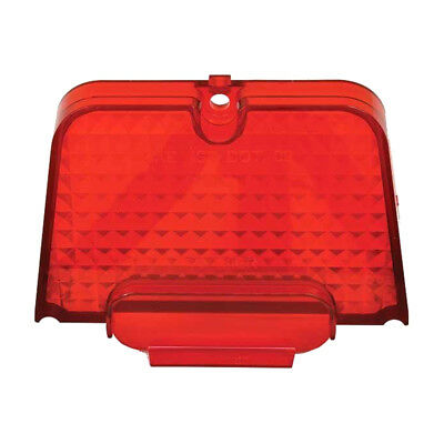 62 - 64 Nova Tail Lamp / Light Lens - Red