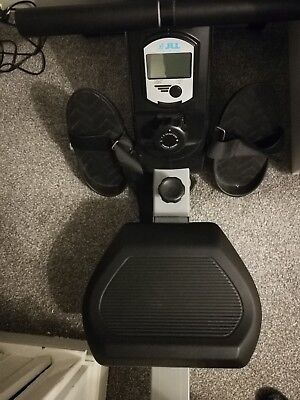 JLL R200 Luxury Pro Home Rowing Machine Foldable Magnetic Resistance Cardio