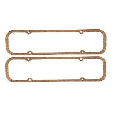 "Pontiac 326 350 389 400 455 Cork Valve Cover Gaskets 1//8/"" High Quality"