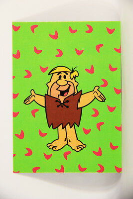 L005888 The Return Of The Flintstones 1994 Stand-Up Card / Barney Rubble #55
