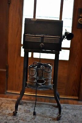Vintage 1912 DICTAPHONE Transcribing Machine Model 10X Type A