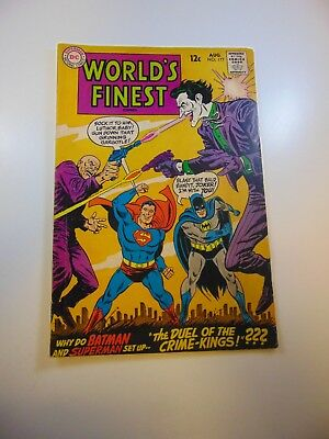 World's Finest #177 VG condition Huge auction going on now!