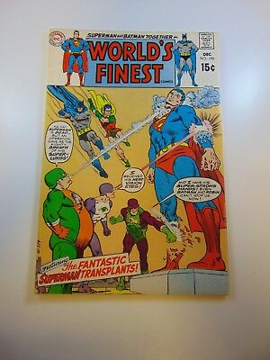 World's Finest #190 FN- condition Huge auction going on now!