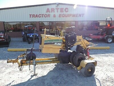 2015 Vermeer Sc292 Stump Cutter - Self Propelled - Low Hours!!