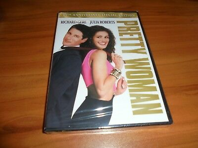 Pretty Woman (DVD, 2005, 15th Anniversary Special Edition) Julia Roberts NEW