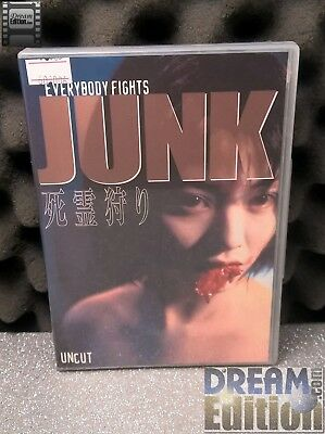 Junk: Everybody Fights [Atsushi Muroga] AFN (2000) Japanese Horror [DEd]
