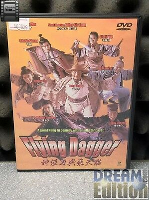 Flying Dagger [Kevin Chu; Maggie Cheung] (1993) HK Action Fantasy-Com [DEd]
