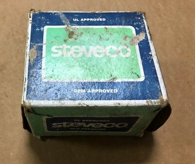Steveco Universal 90-113 3/4 HP Fan Control Center Relay New old stock