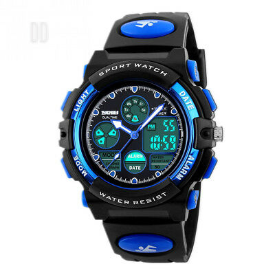 Digital Watches for Kids Boys - 50M Waterproof Outdoor Sports Analogue Watch...