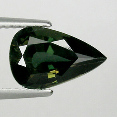 2.38 cts  AMAZING VERY RARE GEM ! GORGEOUS  NATURAL KORNERUPINE _ Pear  !