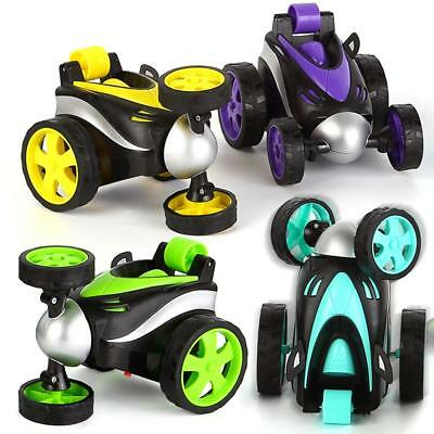 Rolling Stunt Car Twister Wireless Remote Control Truck 360 Degree Spinning Toy