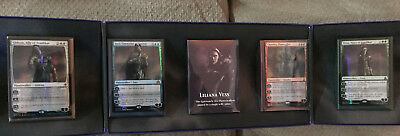 2014 SDCC Magic The Gathering MTG Planeswalker Cards With Axe!! Never Opened