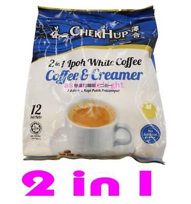 Chek Hup Malaysia 3 in 1 Instant White Coffee Mix & Match Set (Any 4 packs )