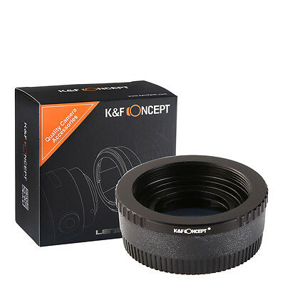 K&F Concept M42-NIKON Lens Adapter Ring for M42 Screw Lens to Nikon Mount Camera