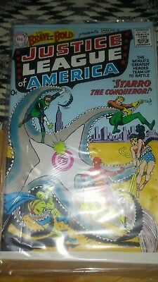 The Bold and the Brave The Justice League of America No. 28 Starro the Conqueror