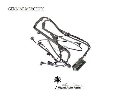 Pleasant For Mercedes W140 500Sl R129 Engine Cable Wiring Harness Fuel Wiring Cloud Toolfoxcilixyz