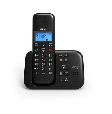 BT3960 Single Cordless Telephone with Answer Machine