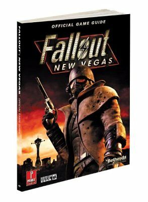 Fallout: New Vegas Official Game Guide (Prima Official Game Guides) Paperback