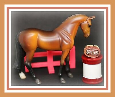 ❤Breyer Horse G3 Stablemate Bay Standing Thoroughbred #5906 Singles Assortment❤