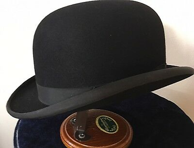 Vintage 40s-50's Hat By The Famous Dun&Co  Size 7/1/8    58