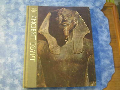 Ancient Egypt Time-Life Great Ages Of Man Hc 1965 Vgc