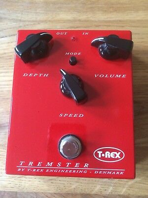 T.REX Tremster   Tremolo