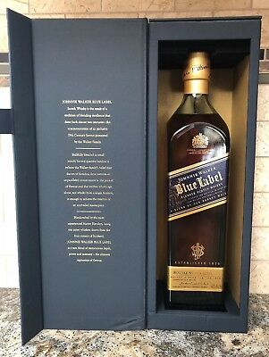 Johnnie Walker Blue Label Whisky Limited Edition